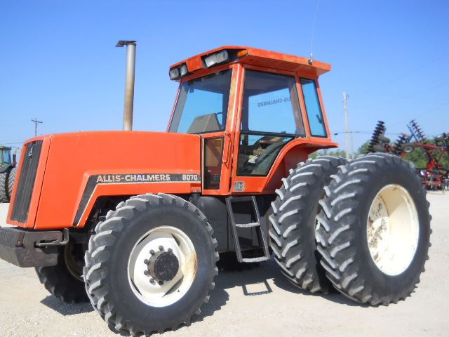 Watts Tractor Co  buys and sells used Tractors and Farm